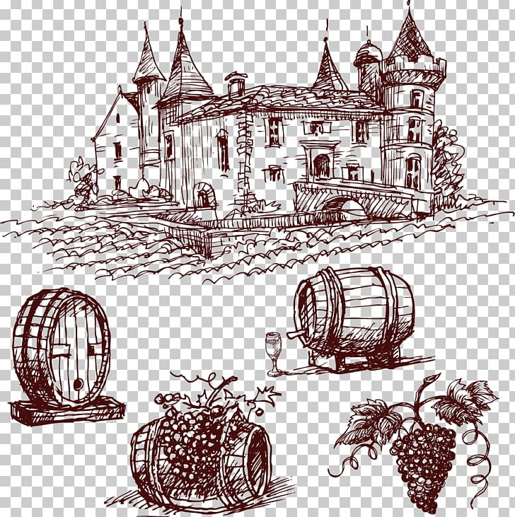 Red Wine Port Wine Common Grape Vine Chxe2teau Mouton Rothschild Png Clipart Art Artwork Barrel Barrels