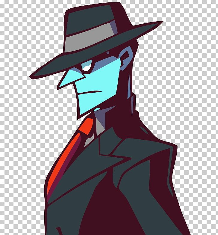 Ghost Trick Phantom Detective Hitman Character Sissel Png Clipart Ace Attorney Art Capcom Cartoon Character Free
