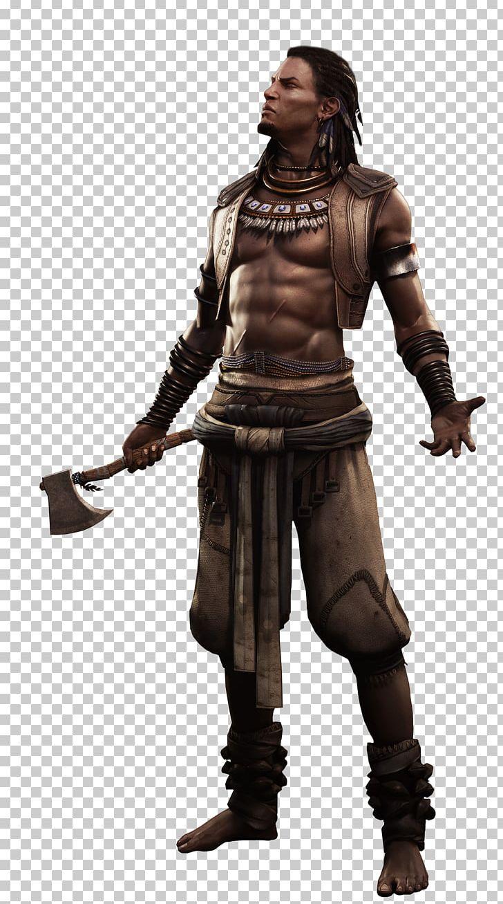Concept Art Character Assassin's Creed IV: Black Flag Model