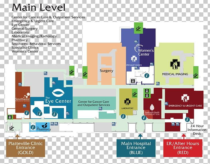 Cleveland Clinic Hospital Health Care Map PNG, Clipart