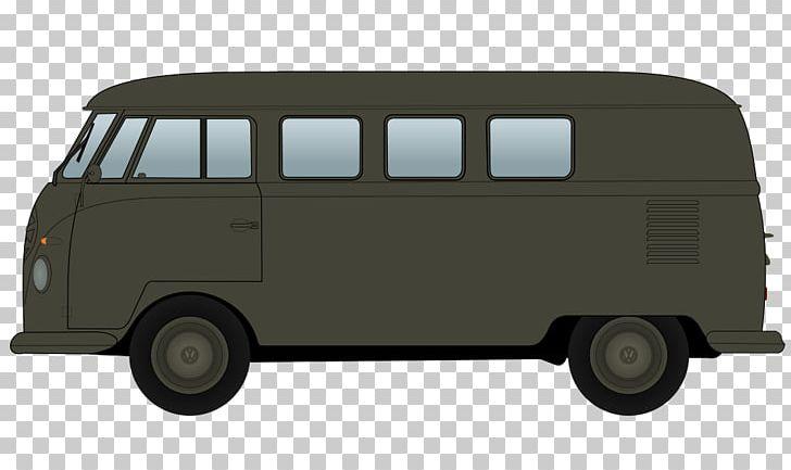 Volkswagen Type 2 (T1) Compact Van Volkswagen Transporter