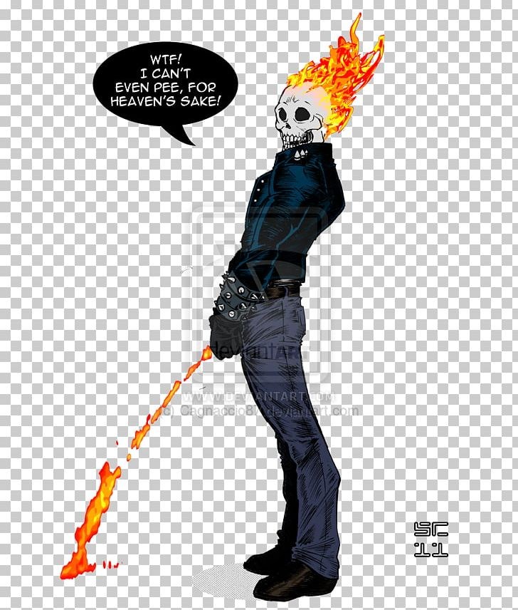 Ghost Rider (Johnny Blaze) YouTube Drawing Film PNG, Clipart