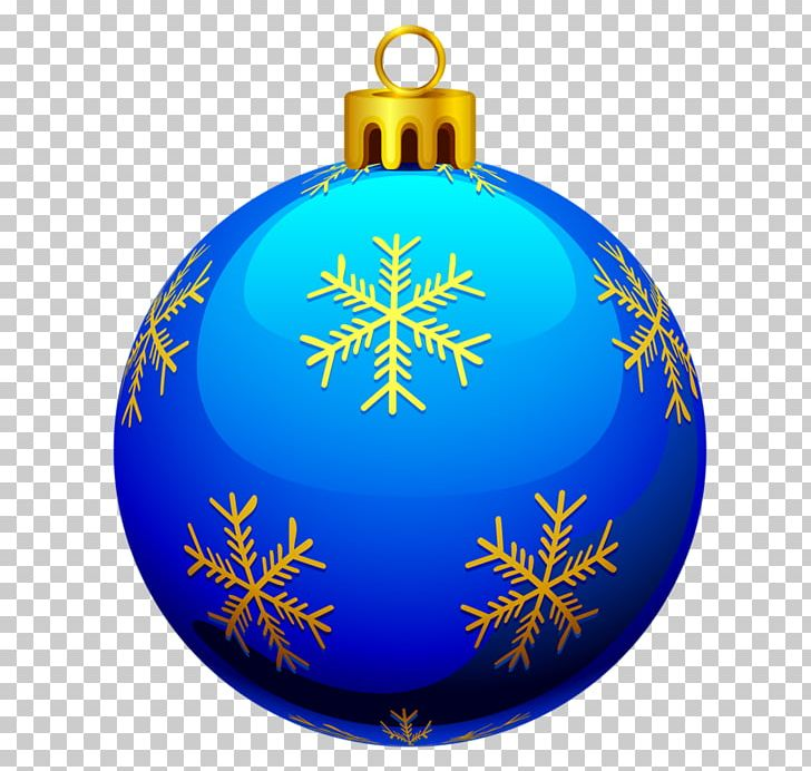Christmas Ornament Blue Yellow PNG, Clipart, Ball, Blue, Blue Abstract, Blue Background, Blue Flower Free PNG Download