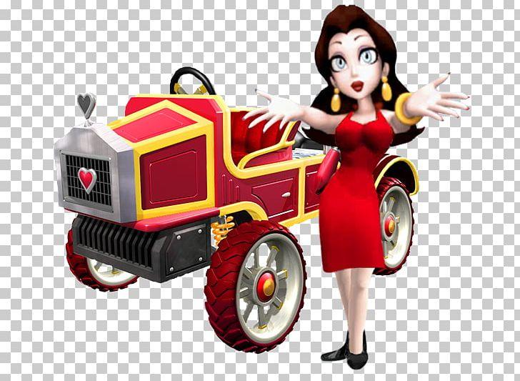 Mario Kart Double Dash Mario Bros Princess Peach Toad Png