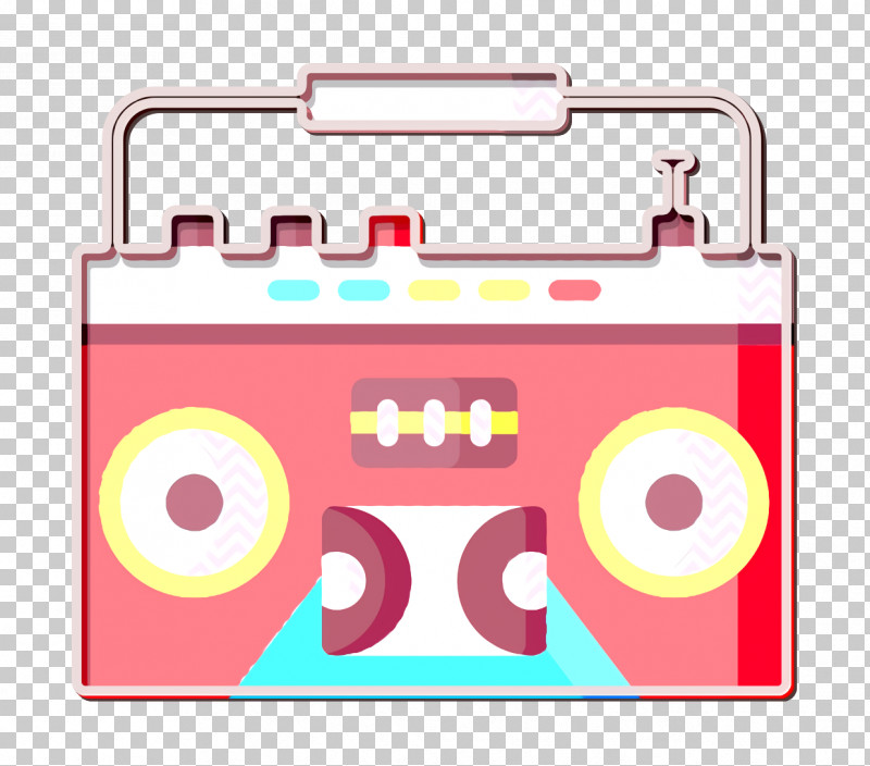 Radio Icon Media Technology Icon Boombox Icon PNG, Clipart, Boombox Icon, Geometry, Line, Mathematics, Media Technology Icon Free PNG Download