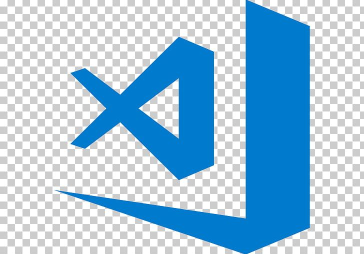Visual Studio Code Microsoft Visual Studio Source Code Editor Visual Studio Application Lifecycle Management PNG, Clipart, Angle, Area, Blue, Brand, Code Free PNG Download