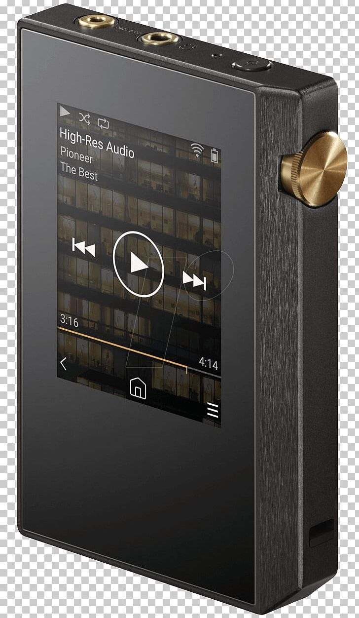 Digital Audio Pioneer XDP-100R MP3 Player High-resolution
