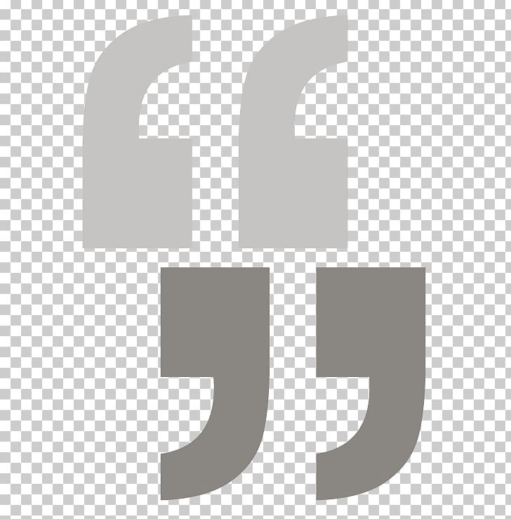 Quotation Mark Symbol Pull Quote Sign Png Clipart Angle Brand
