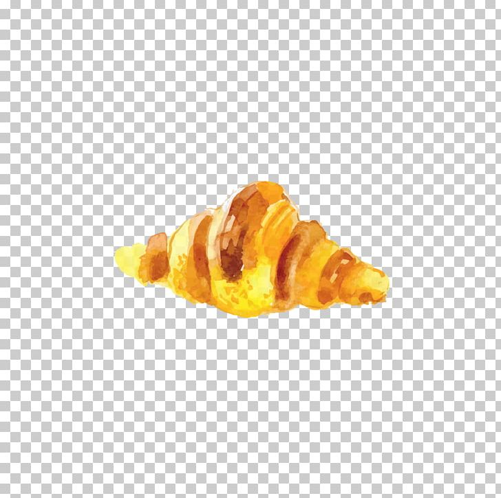 Croissant Breakfast Bread Watercolor Painting Png Clipart Bread Breakfast Cake Croissant Croissant Vector Free Png Download