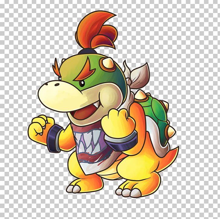 Bowser Jr Mario Luigi Superstar Saga Mario Luigi