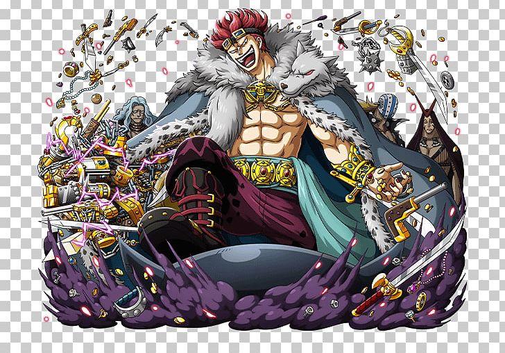 One Piece Treasure Cruise Monkey D Luffy Trafalgar D Water
