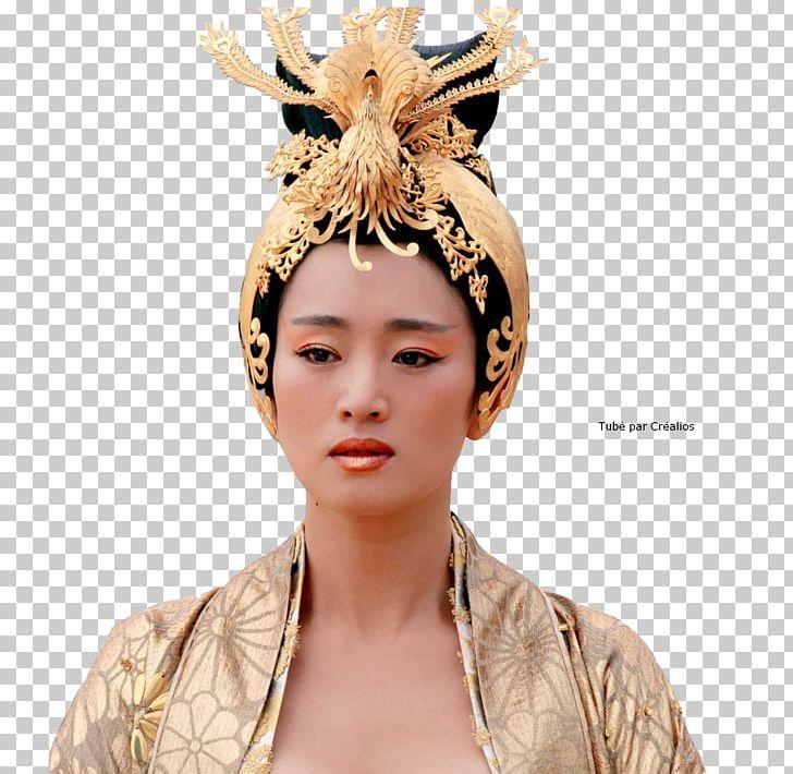 Curse of the golden flower gong li hollywood empress phoenix film.