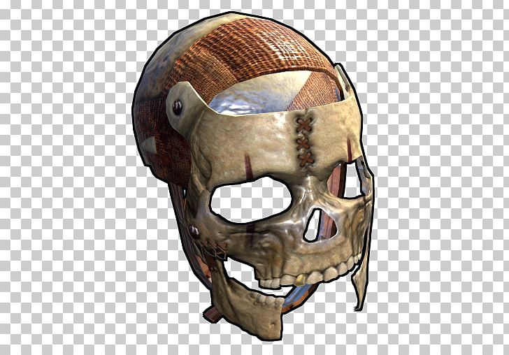 Rust Headgear Survival Game Mask Iron(III) Oxide PNG