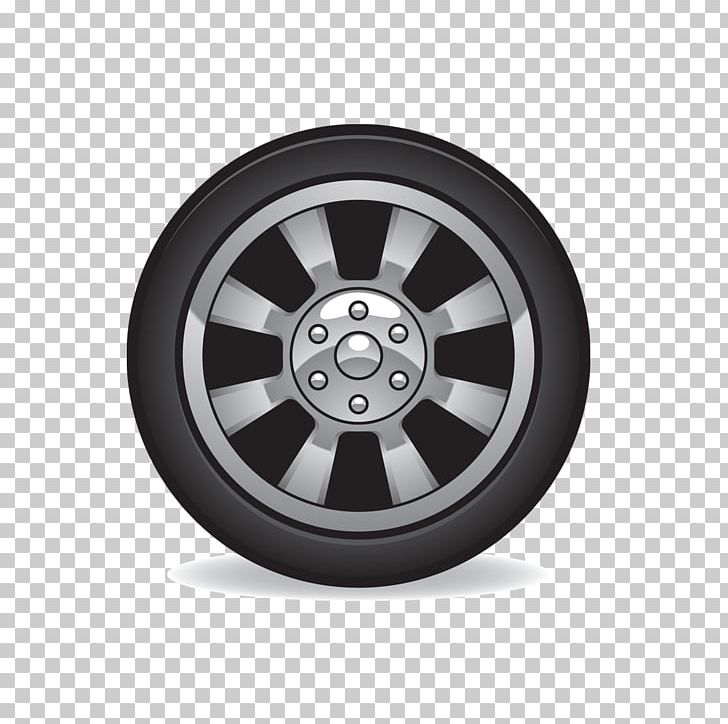 Car Flat Tire Wheel Png Clipart Alloy Wheel Automotive Tire