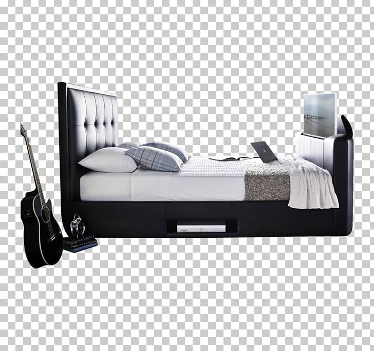 Bed Frame Mattress Bonded Leather Upholstery PNG, Clipart, Angle, Bed, Bedding, Bed Frame, Bonded Leather Free PNG Download