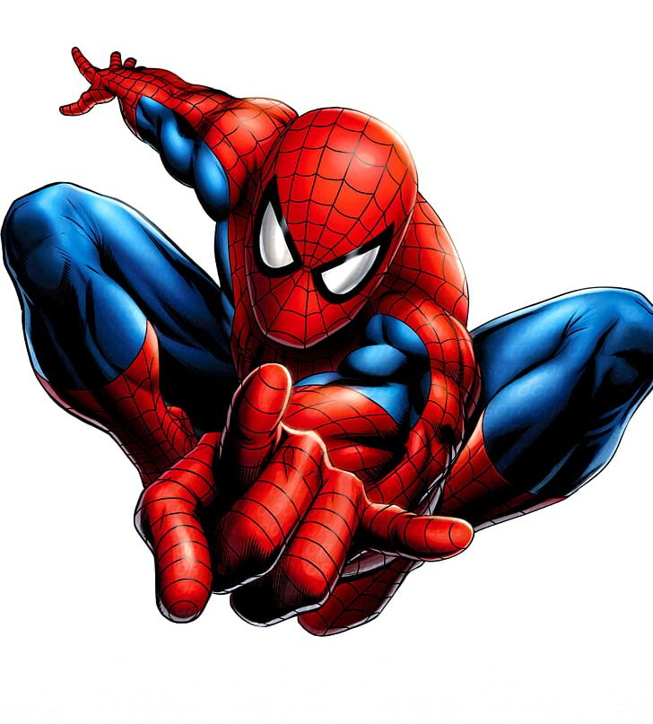 Spider Man Superhero Png Clipart Clip Art Comic Desktop
