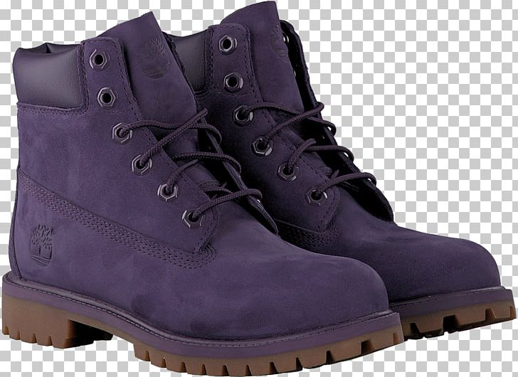 Purple The Timberland Company Boot Shoe Violet PNG, Clipart