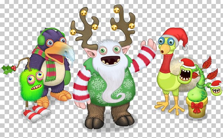 My Singing Monsters Wikia Big Blue Bubble Reindeer Christmas Ornament PNG, Clipart, Art, Bella Thorne, Big Blue Bubble, Celebrate, Christmas Free PNG Download