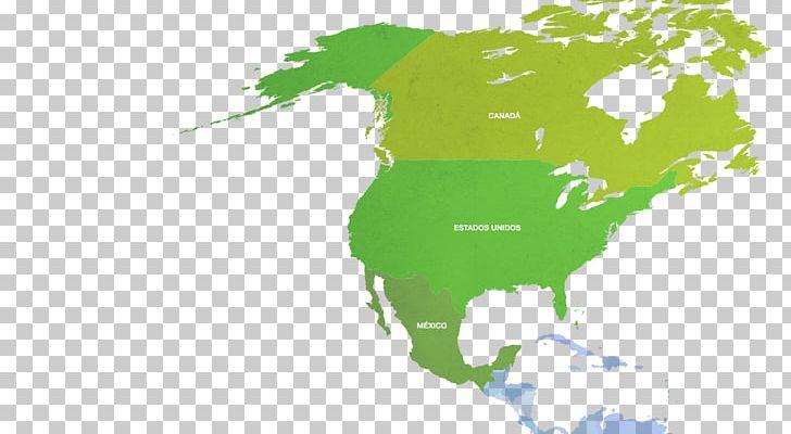 United States Canada El Salvador Europe South America PNG ...