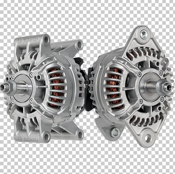 Car Alternator Robert Bosch Gmbh Electric Motor Starter Png Clipart