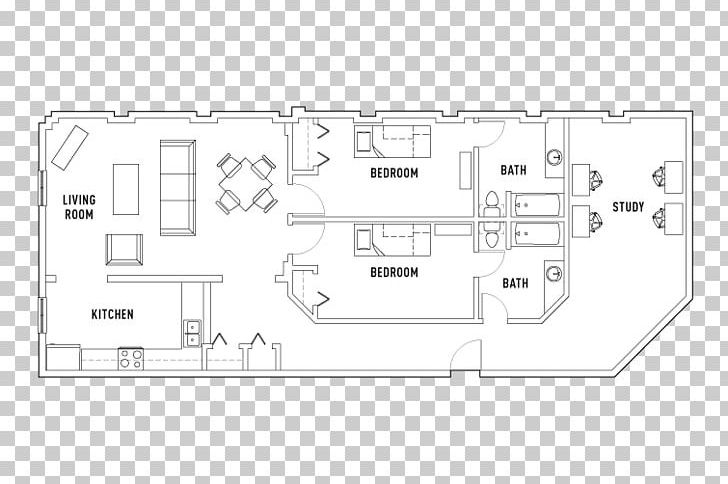 Floor Plan The Lofts At Capital Garage Apartment House PNG ...