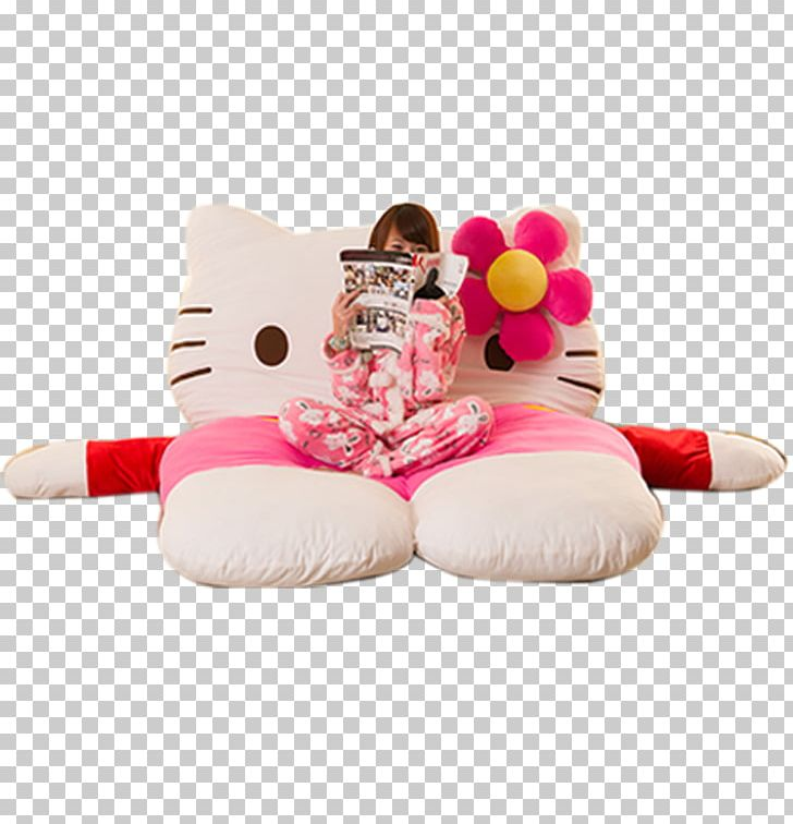 Hello Kitty Bed Mattress Couch Tatami PNG, Clipart, Animals, Beanbag, Bedding, Bedroom, Bed Sheets Free PNG Download