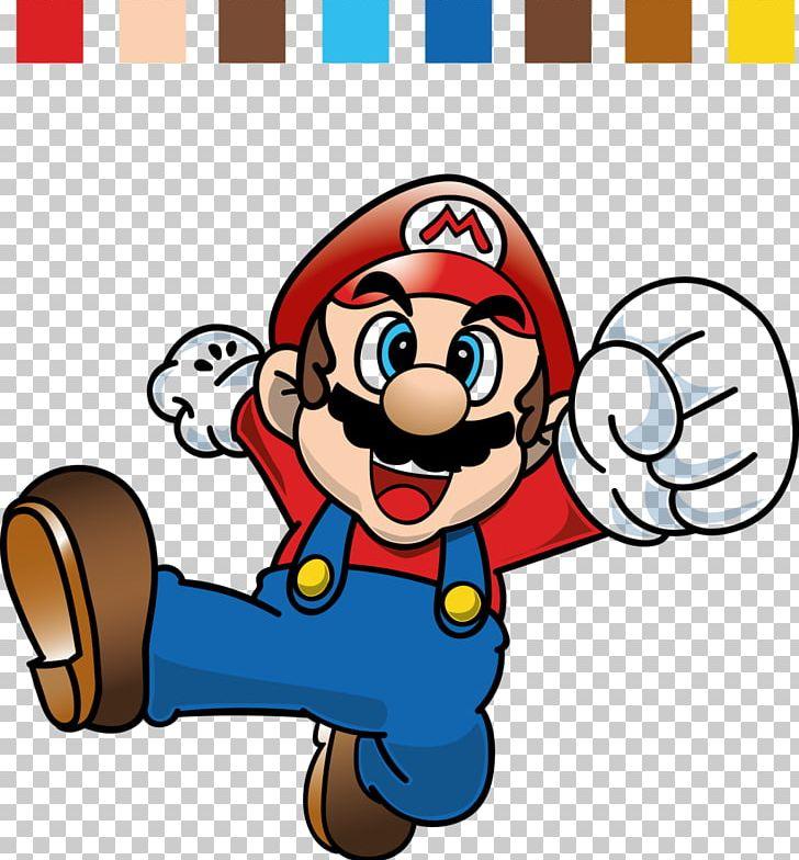 Super Mario Bros  2 Super Mario World New Super Mario Bros