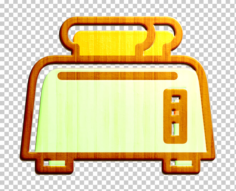 Linear Color Food Set Icon Toaster Icon Tools And Utensils Icon PNG, Clipart, Black, Black Screen Of Death, Highdefinition Video, Linear Color Food Set Icon, Royaltyfree Free PNG Download