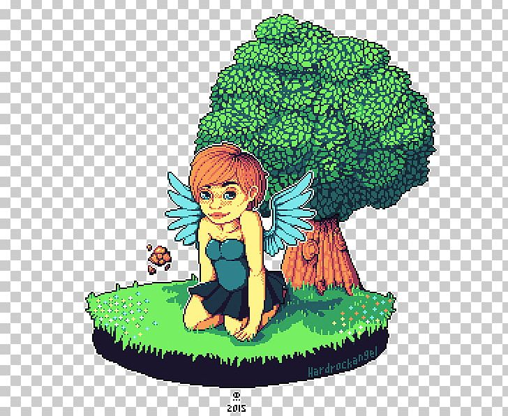 Leaf Green Legendary Creature Animated Cartoon PNG, Clipart, Animated Cartoon, Art, Fairy Scene, Fictional Character, Grass Free PNG Download