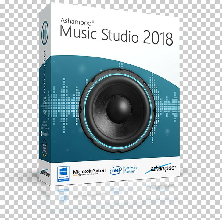 Ashampoo Burning Studio Music Sound Ripping PNG, Clipart