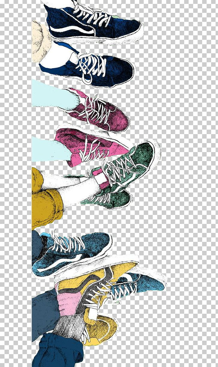Drawing Illustrator Art Watercolor Painting Illustration PNG, Clipart, Art, Blue, Cloth, Cloth Shoes, Drawing Free PNG Download