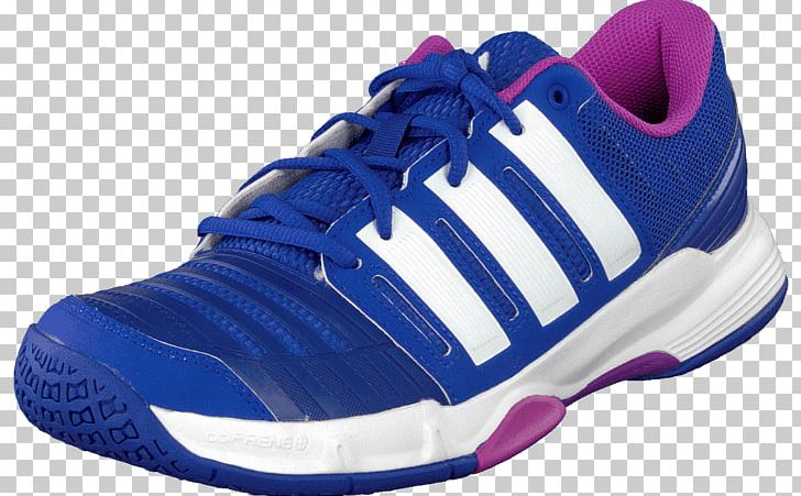 Adidas Court Stabil 11 (Solar Blue) Court Shoes Sneakers ...