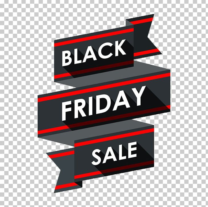 Black Friday Discounts And Allowances Ribbon Advertising PNG, Clipart, Black, Black Background, Black Friday, Black Ribbon, Brand Free PNG Download