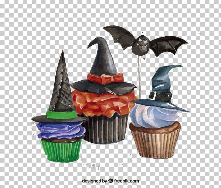 Halloween Watercolor Painting PNG, Clipart, Boszorkxe1ny, Cake, Chef Hat, Christmas Hat, Cli Free PNG Download