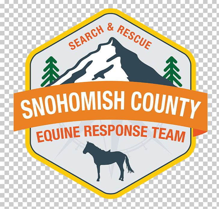 Snohomish County Volunteer Search And Rescue Horse Equestrian Logo PNG, Clipart, Area, Brand, County, Equestrian, Horse Free PNG Download