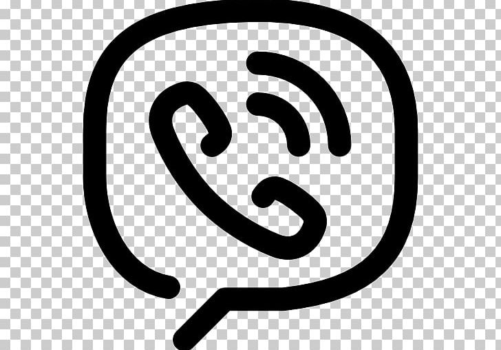 Viber Computer Icons Logo PNG, Clipart, Area, Black And White, Brand, Circle, Computer Icons Free PNG Download