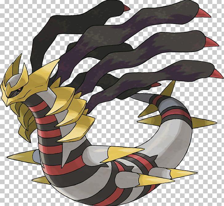 Pokemon Platinum Cresselia