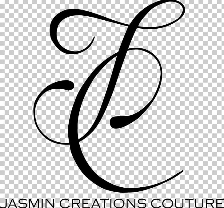 Dress Jasmin Créations Sewing Logo PNG, Clipart, Black, Black And White, Brand, Bustier, Calligraphy Free PNG Download