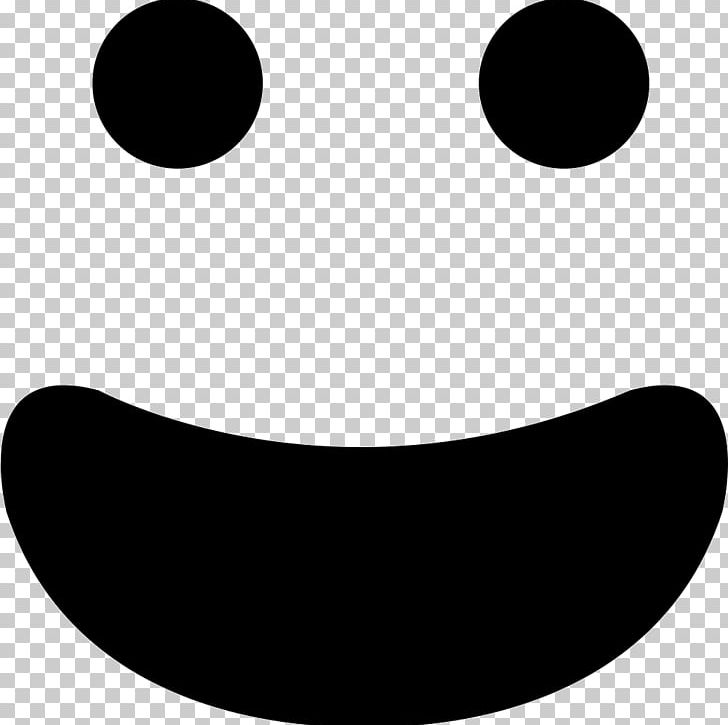 Emoticon Smiley Computer Icons Graphics PNG, Clipart, Black, Black And White, Circle, Computer Icons, Emoji Free PNG Download