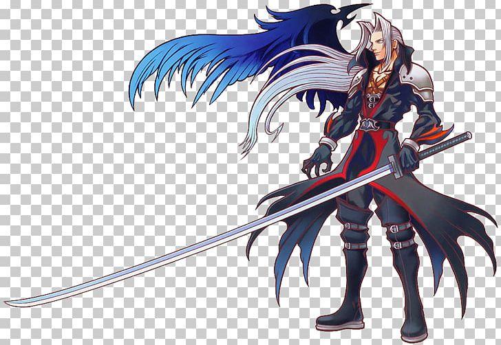 Final Fantasy Vii Kingdom Hearts Iii Sephiroth Cloud Strife