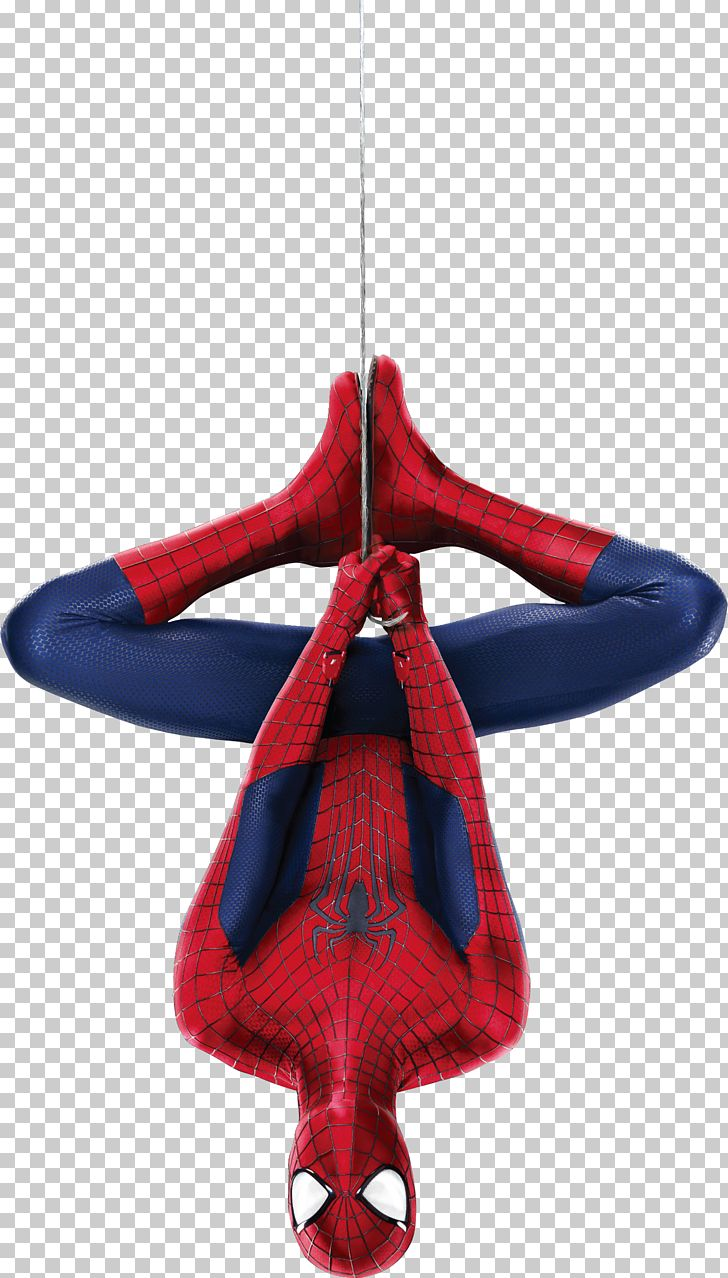 Spider-Man Wall Decal Sticker Superhero Marvel Comics PNG, Clipart, Amazing Spiderman, Amazing Spiderman 2, Avengers, Christmas Decoration, Christmas Ornament Free PNG Download