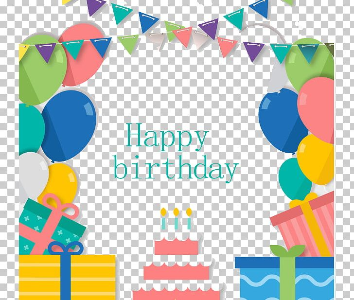 Birthday Cake Paper Party Greeting Card Png Clipart