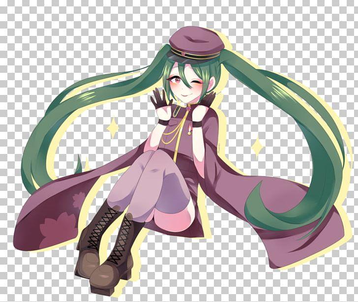 Senbonzakura Hatsune Miku Vocaloid Character Photography PNG