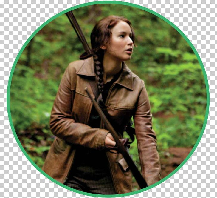 Jennifer Lawrence Katniss Everdeen The Hunger Games Catching