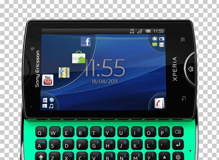 Smartphone Feature Phone Sony Ericsson Xperia Mini Pro Sony