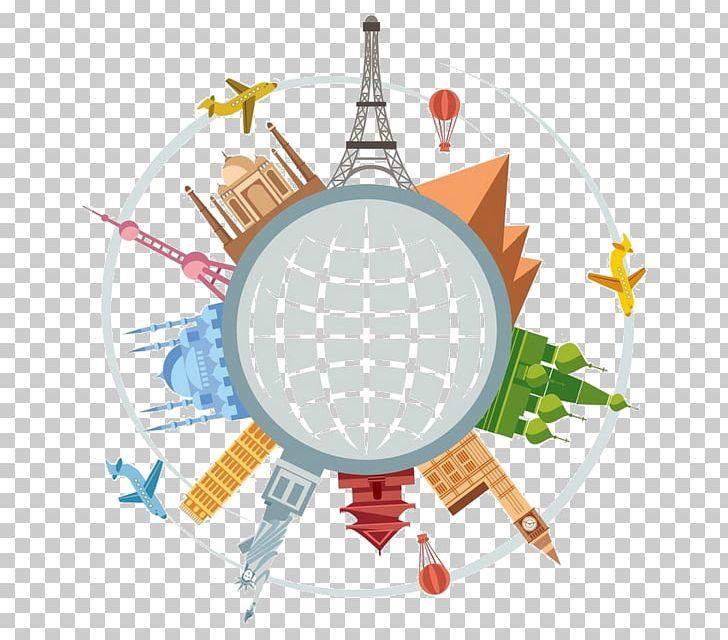 Tour Du Monde Travel World Png Clipart Around The World In