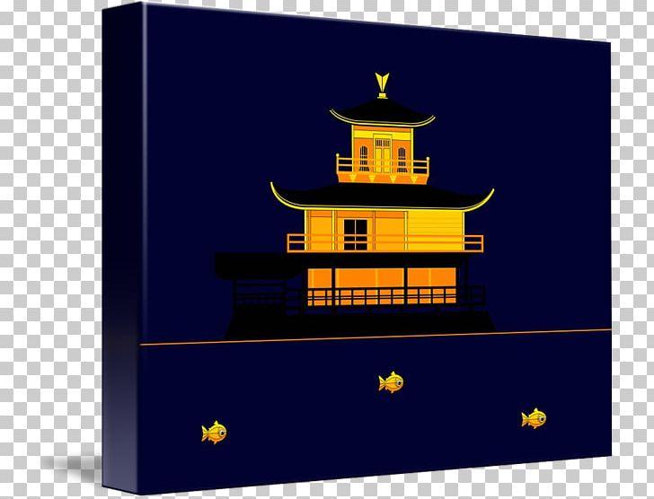 Golden Pavilion Clip Art
