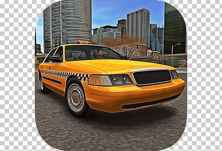 Taxi Sim 2016 Simulation Video Game Yellow Cab PNG, Clipart