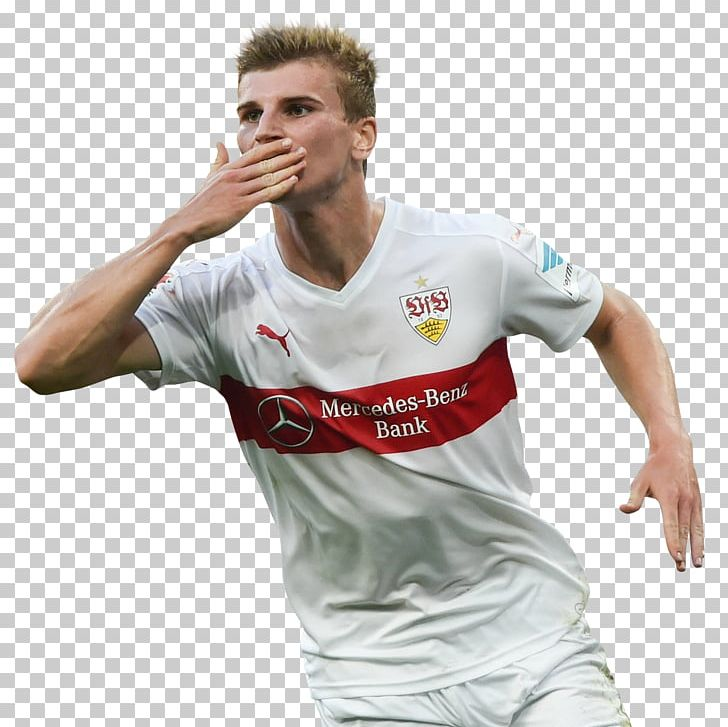 release date: 4fd49 f7d4e Timo Werner Jersey VfB Stuttgart Soccer Player Football PNG ...