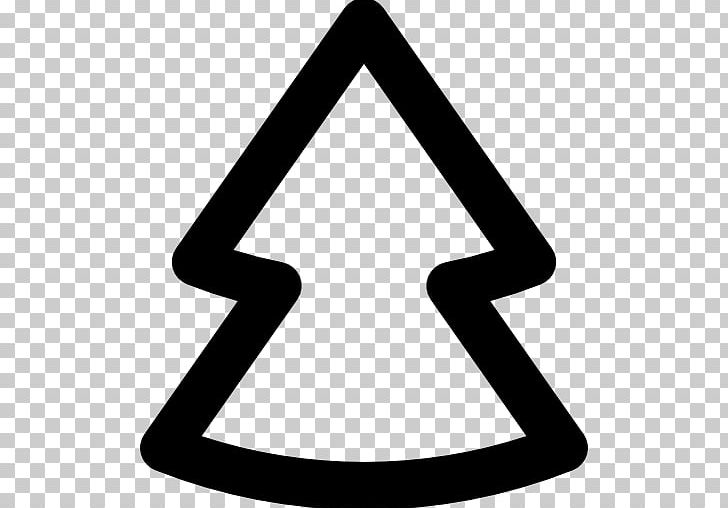 Computer Icons Christmas Tree Pine PNG, Clipart, Angle, Black And White, Christmas, Christmas Tree, Computer Icons Free PNG Download
